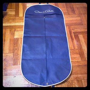 Oscar De La Renta collectible garment bag